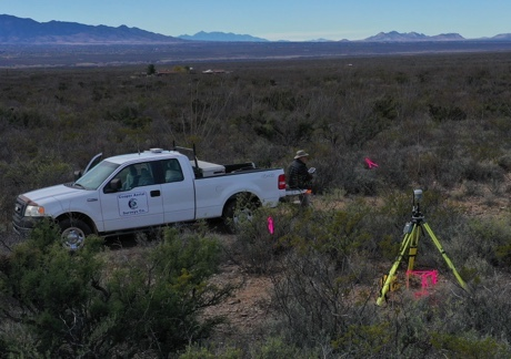 Tradition surveying knowledge takes drone mapping to the next level